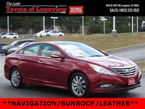 2014 Hyundai Sonata In Longview, TX