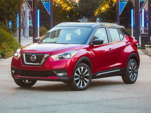2020 Nissan Kicks in Williamsburg, VA