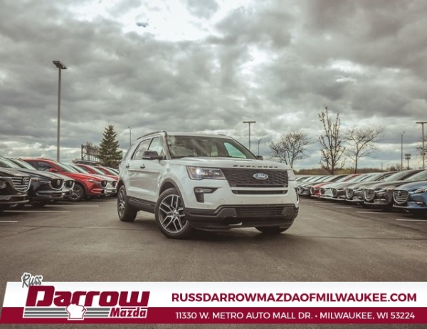 2018 Ford Explorer in Milwaukee, WI