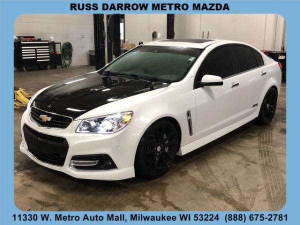 2014 chevrolet ss ss for sale in milwaukee wi truecar. Black Bedroom Furniture Sets. Home Design Ideas