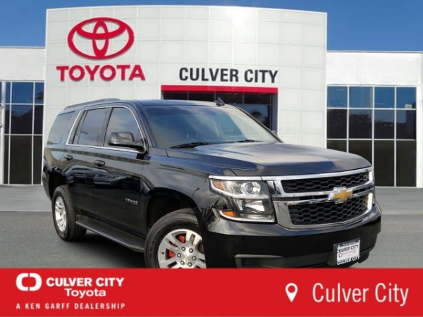 2016 Chevrolet Tahoe in Culver City, CA