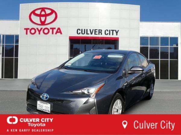 2016 Toyota Prius In Culver City Ca
