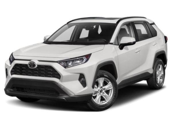 2020 Toyota RAV4 in Culver City, CA