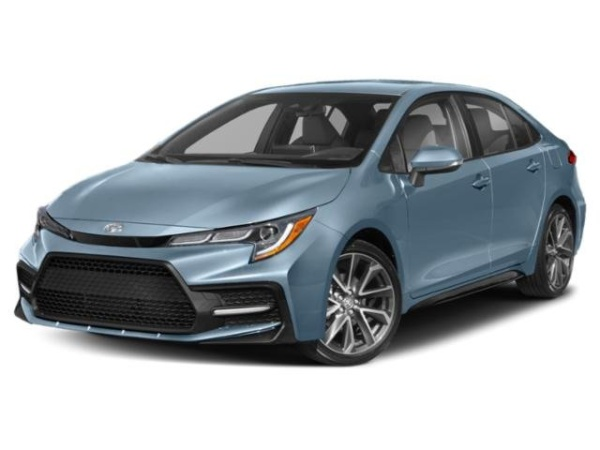 2020 Toyota Corolla in Culver City, CA