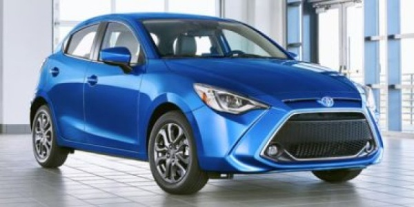 2020 Toyota Yaris in Culver City, CA
