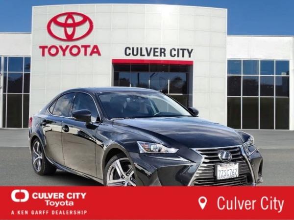 2017 Lexus IS in Culver City, CA