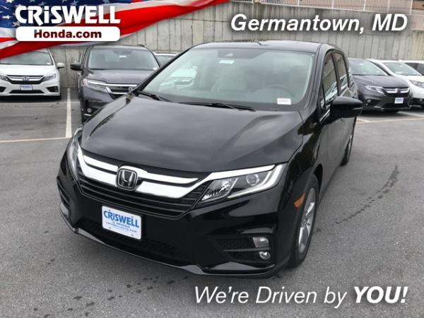 2020 Honda Odyssey in Germantown, MD