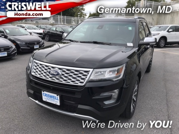 2016 Ford Explorer in Germantown, MD