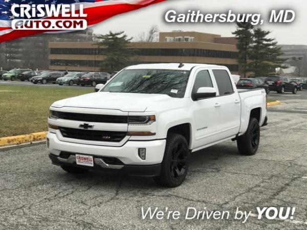 2018 Chevrolet Silverado 1500 in Gaithersburg, MD