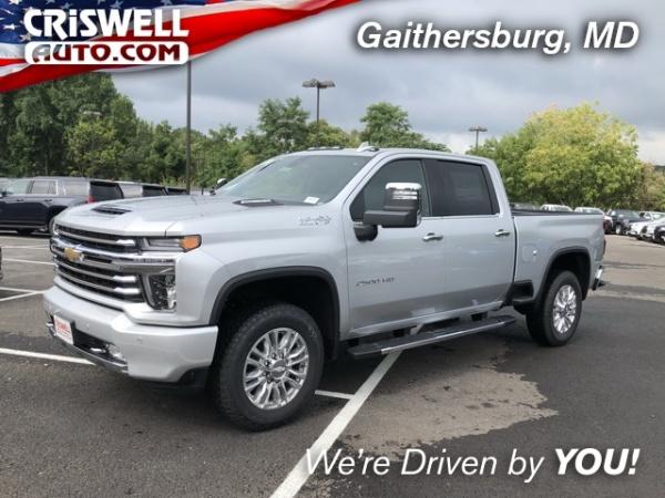 2020 Chevrolet Silverado 2500HD in Gaithersburg, MD
