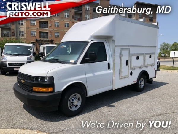 2019 Chevrolet Express Commercial Cutaway in Gaithersburg, MD