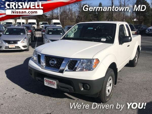 2018 Nissan Frontier in Germantown, MD