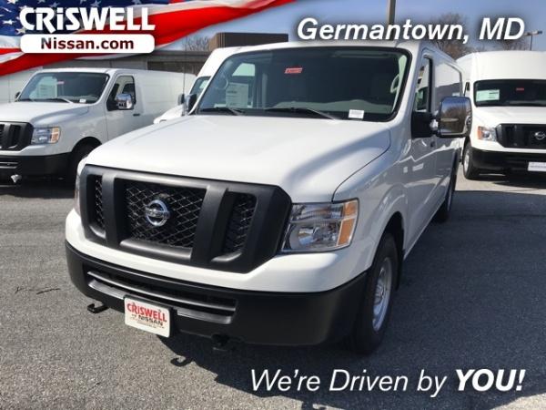 2020 Nissan NV Cargo in Germantown, MD
