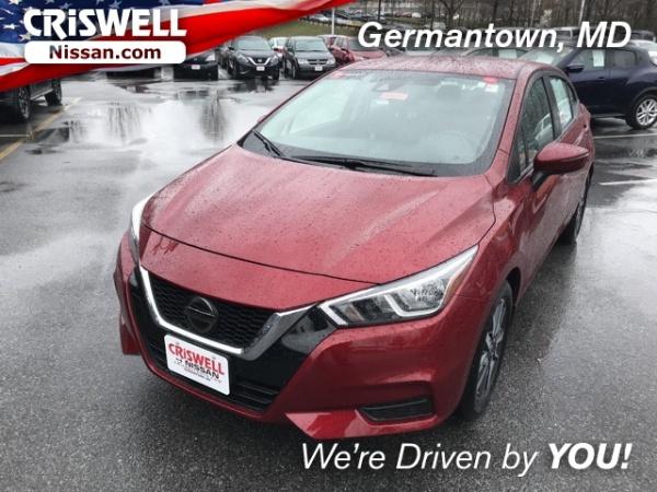2020 Nissan Versa in Germantown, MD