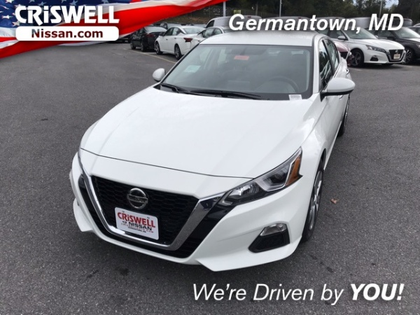 2020 Nissan Altima in Germantown, MD