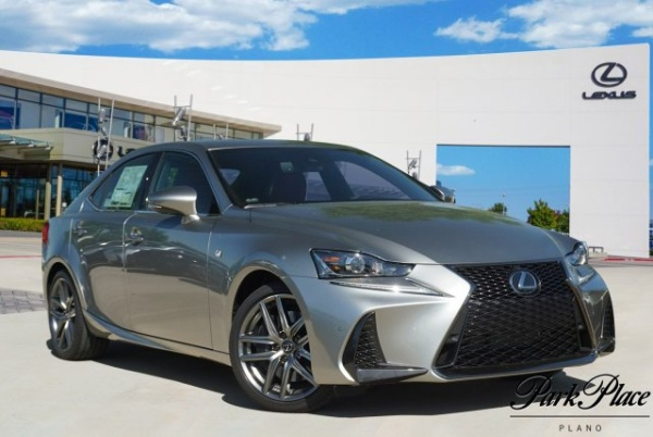 2019 Lexus IS IS 300 F Sport