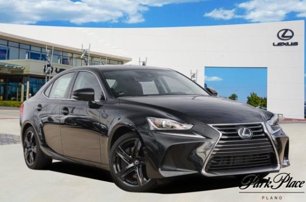 2020 Lexus IS in Plano, TX