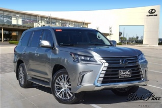 2019 Lexus Lx Prices Incentives Amp Dealers Truecar