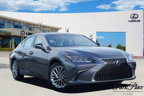 2019 Lexus ES ES 300h Ultra Luxury