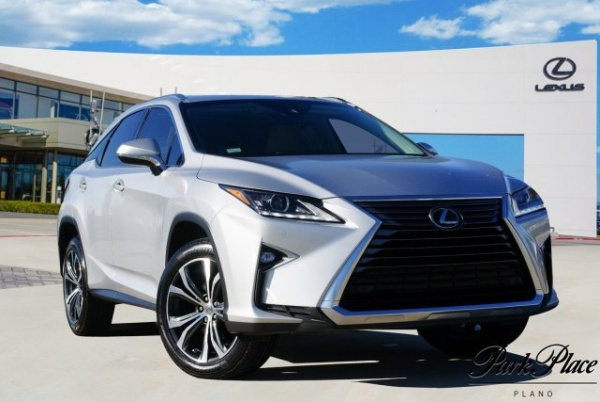 2016 Lexus RX in Plano, TX
