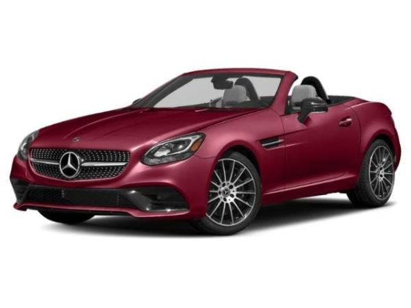 2018 Mercedes-Benz SLC