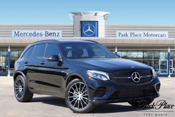 2019 Mercedes Benz Glc Amg Glc 43 4matic For Sale In Fort Worth Tx
