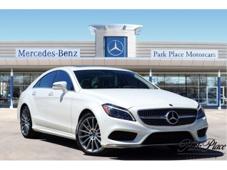 2017 Mercedes Benz Cls 550 Rwd For In Fort Worth Tx