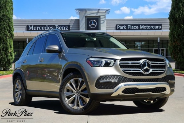 2020 Mercedes-Benz GLE in Fort Worth, TX