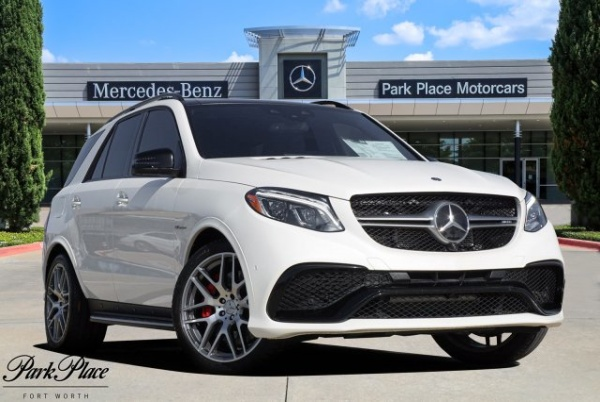 2019 Mercedes-Benz GLE in Fort Worth, TX
