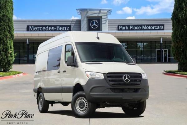 2019 Mercedes-Benz Sprinter Cargo Van in Fort Worth, TX