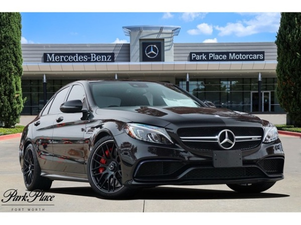 2016 Mercedes-Benz C-Class in Fort Worth, TX