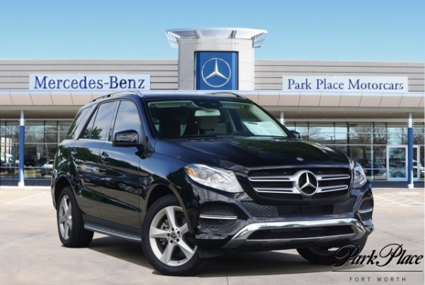 2018 Mercedes-Benz GLE in Fort Worth, TX