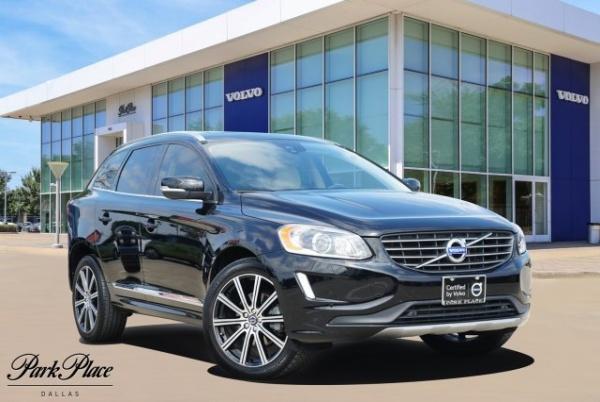 2017 Volvo XC60 in Dallas, TX