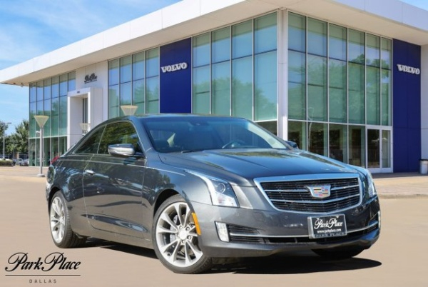 2016 Cadillac ATS 3.6L Performance Collection