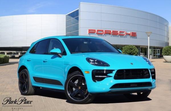 2020 Porsche Macan in Dallas, TX