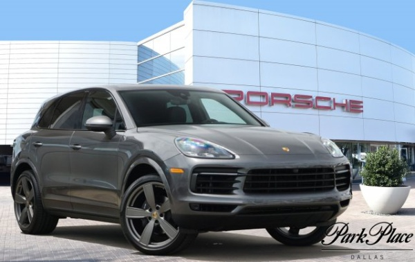 2019 Porsche Cayenne in Dallas, TX