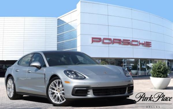 2019 Porsche Panamera 4