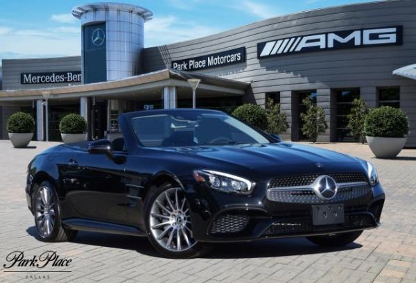 2019 Mercedes-Benz SL in Dallas, TX