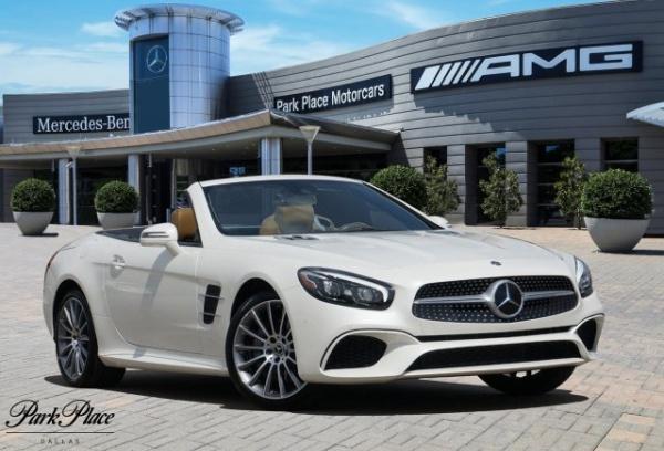 2020 Mercedes-Benz SL in Dallas, TX