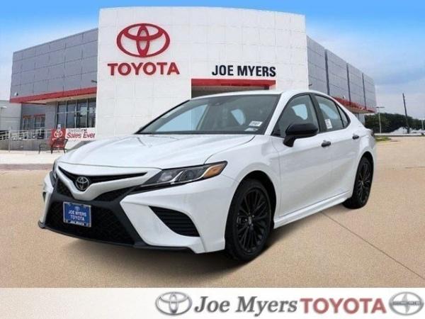 2020 Toyota Camry in Houston, TX