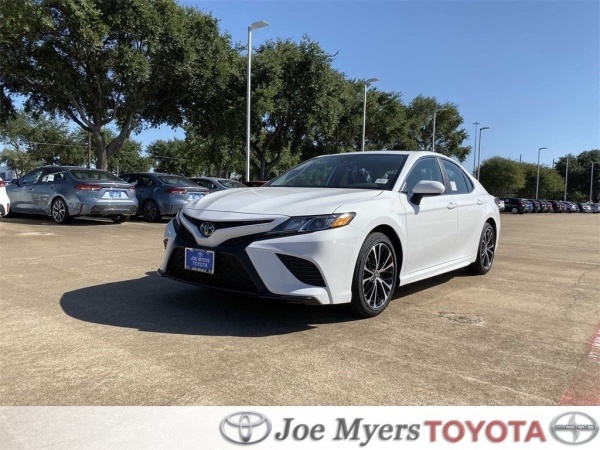 2020 Toyota Camry in Houston, TX