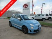 Used 2017 FIAT 500 Abarth Hatch for Sale in Houston, TX