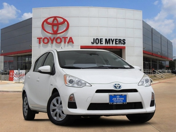 2013 Toyota Prius c in Houston, TX