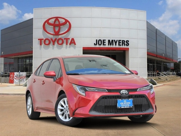 2020 Toyota Corolla in Houston, TX