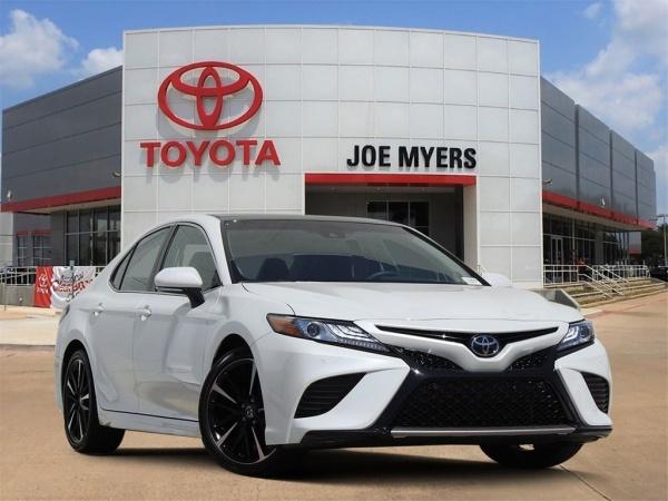 2018 Toyota Camry in Houston, TX