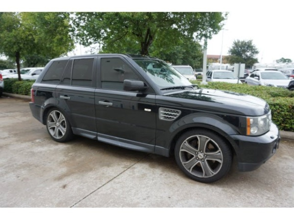 used land rover range rover sport for sale in houston tx u s news world report. Black Bedroom Furniture Sets. Home Design Ideas