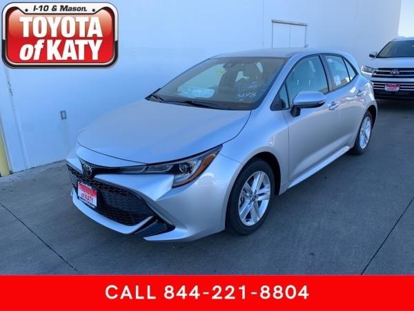 2020 Toyota Corolla Hatchback in Katy, TX