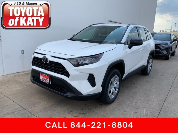 2019 Toyota RAV4 in Katy, TX