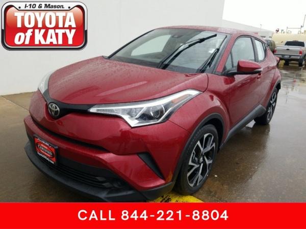 2018 Toyota C-HR in Katy, TX