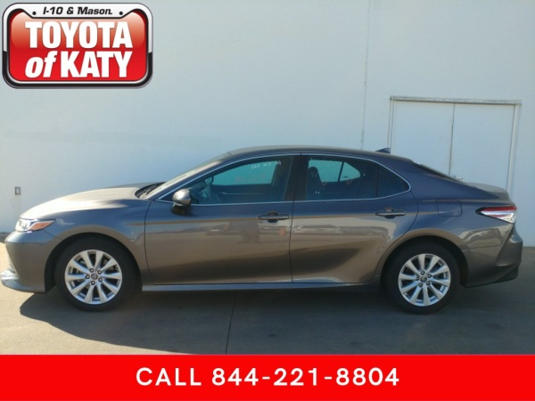 2019 Toyota Camry in Katy, TX